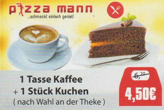 Aktion Kaffee und Kuchen
