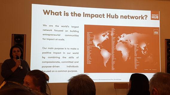 IMPACT HUB NETWORK © Greenfranchise Lab®