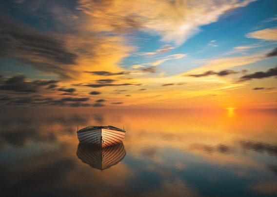 Das sinkende Boot - eine weise Geschichte