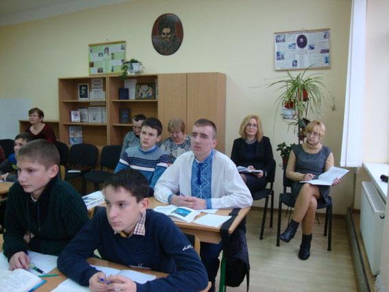 Методоб'єднання вчителів математики