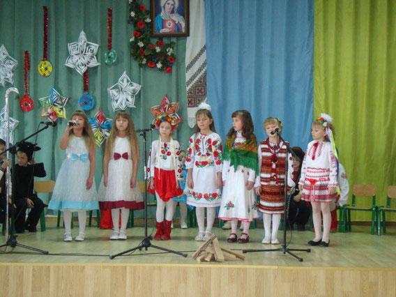 Україна колядує...