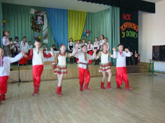 Танець козачат