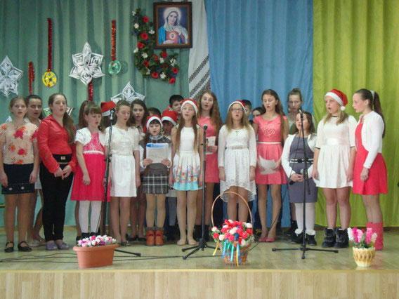Співаємо англійською (Jingle Bells)