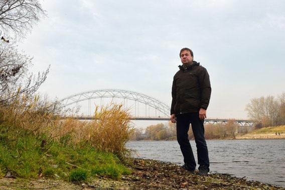 Воскресенск. Москва-река. Ноябрь 2015.