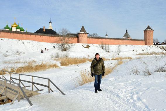 Suzdal. March 2013