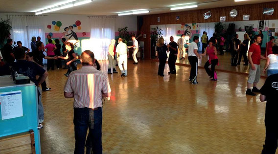 Boogie Tanzen