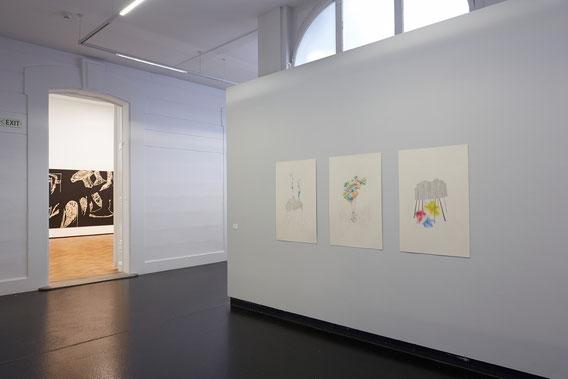 Vue d'exposition, Cantonale Bern Jura, Kunstmuseum Thun, 2012