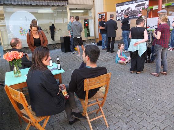 Exposition Lokal-int, Biel, 2012