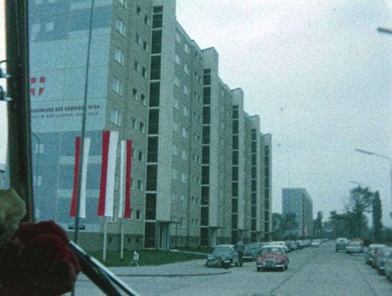 Fabriks- Exkursion, 1965, Wien, anonym. Courtesy: ÖFM