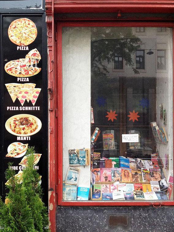 Lending Library. 1150 Vienna, Mariahilferstrasse 166. Photos: Martin Frey