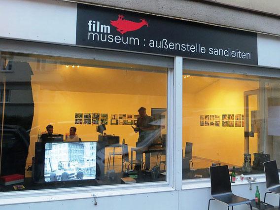 Filmmuseum Außenstelle Sandleiten Photo Courtesy: Linkswende jetzt.