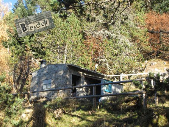 Cabane de Becet / Capcir