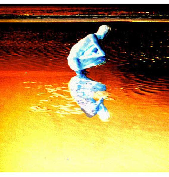 pochette album en attendant les barbares. par Ed Cleaner (11 titres - avril 2000)