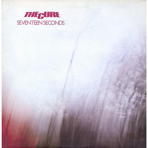 the Cure album 17 seconds (1980)