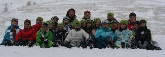 Encore du ski et une visite demain mais les valises sont déjà prêtes avant la veillée de ce soir! Sniffff