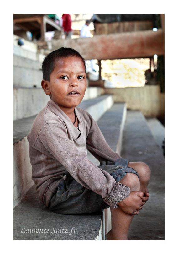 • Le Minot des Ghats • Benares