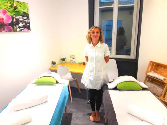 MASSAGE DUO ST JEAN DE LUZ - ExcellenceWellness - Institut Spa Massages Bien-être et Beauté Bio, soins du corps et du visage, Institut de beauté, Rituels Spa St Jean de Luz.
