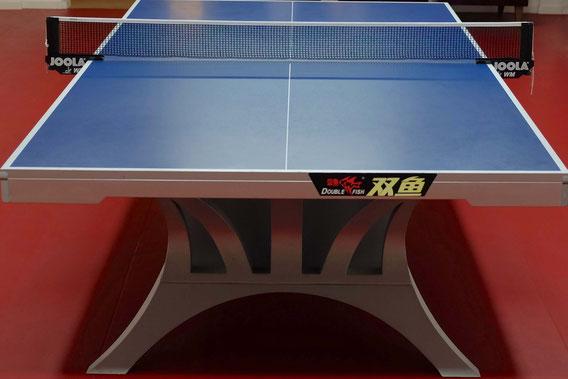 Olympia Tischtennis-Tisch im Kranzbach Hotel