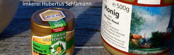 Honig aus Münster-Roxel