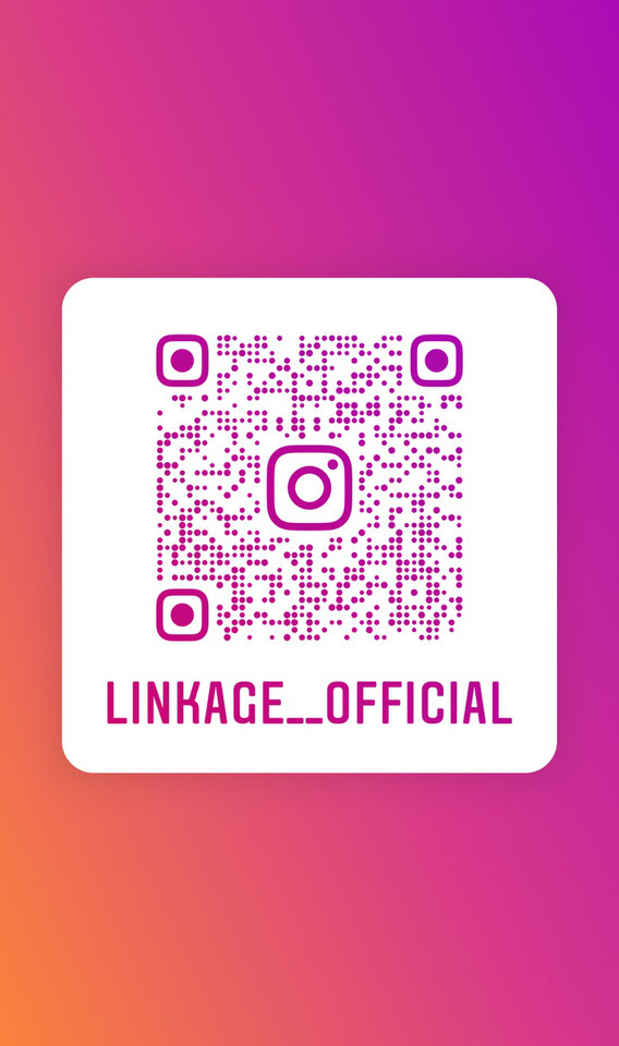 https://instagram.com/linkage__official?r=nametag 画像をクリックするとインスタページにジャンプします
