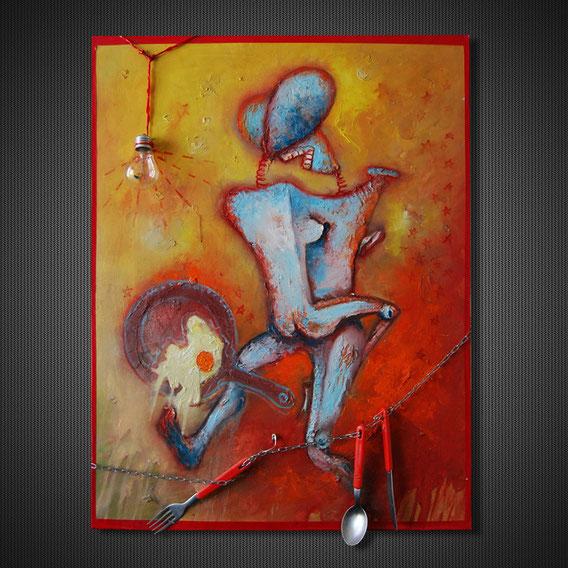 sex, секс, космос, кухня. око, глаз, художник дмитрук 2009, віталій дмитрук арт, dmytruk art 2009, art, best dark art, best world art 2010,eye art, paiting, sex art, sex at the kitchen