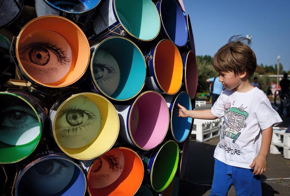 око, очі, гогольфест дмитрук, дмитрук інсталяція, глаза арт, искусство украина, вднх арт