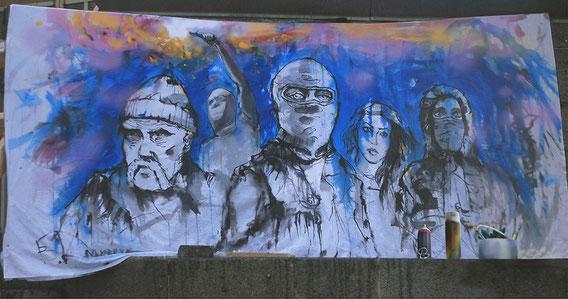 революція картина, дмитрук революція, dmytrukart,dmitruk,revolution,віталій дмитрук революція,sketchbook dmytruk