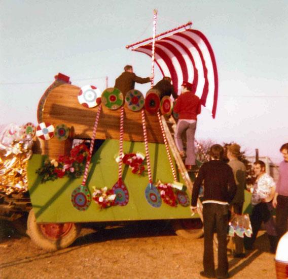 Prinzenwagen  von 1976