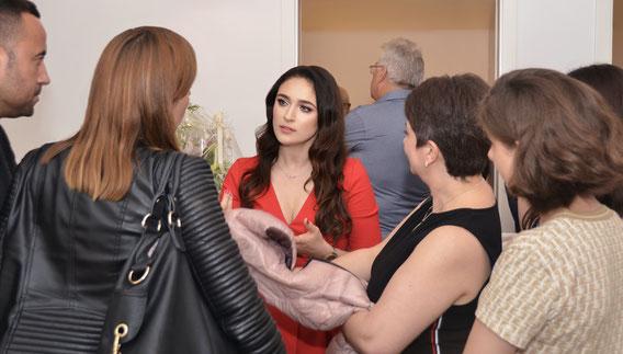 Gruppenbild Fragen an Joanna Kalinowska