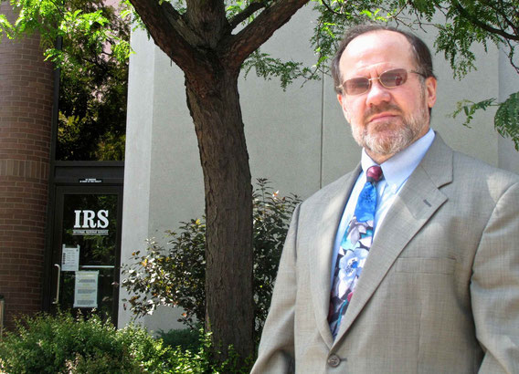Rochester, NY IRS and tax attorney John Suda at the Rochester NY IRS office