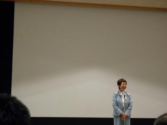 仙台市長の奥山恵美氏