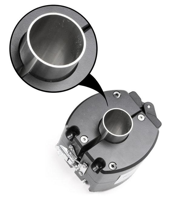 Magnetabscheider mit Easy-Clean Funktion