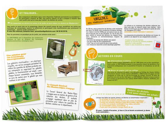 page intérieur de l'éco-info