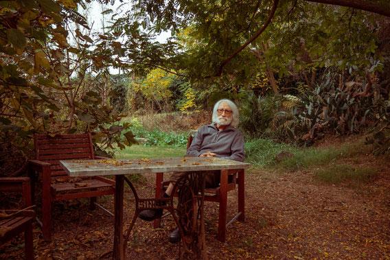 Enric Larreula, foto: Joana de Querol