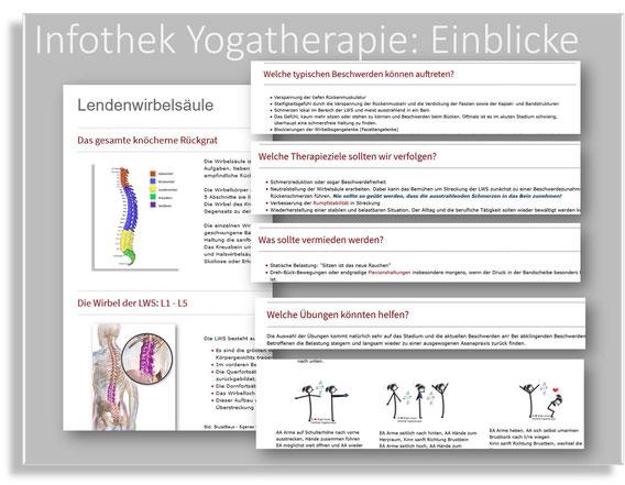 Yogatherapie Infothek Birgit Lenarz