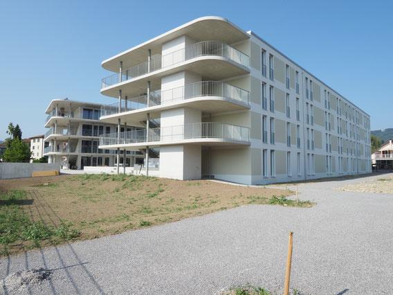 Architekt: Felber Widmer Schweizer, Aarau