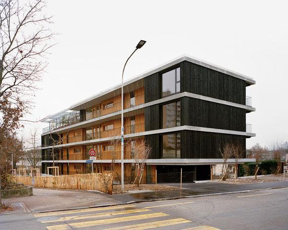 Architekt: Zulauf & Schmidlin, Baden / Fotos: Rasmus Norlander