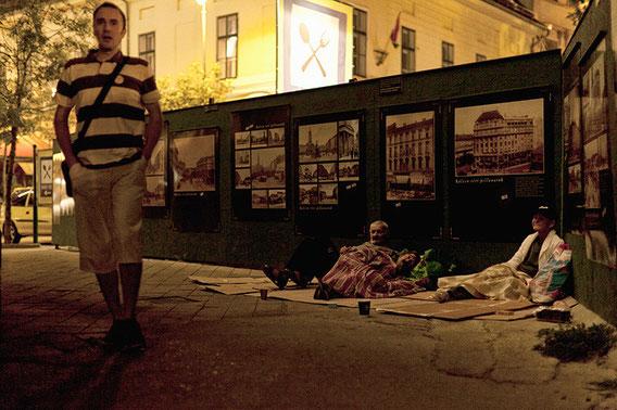 Kálvin Tér, Budapest, Hungary 2012