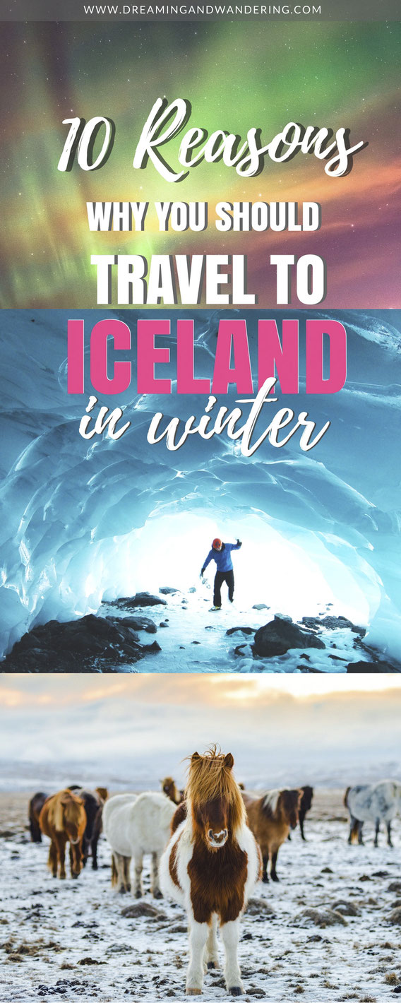 10 Reasons why you should travel to Iceland in winter