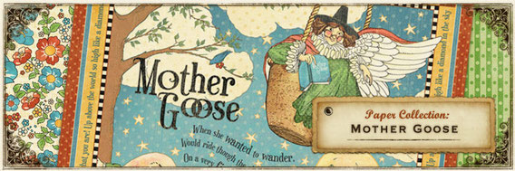 Graphic 45 Mother Goose Collection