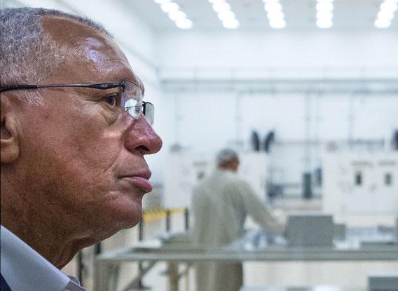 Charles Bolden, CEO // NASA