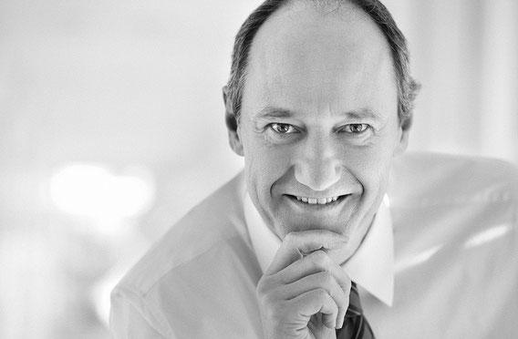 Roland Busch, CEO Siemens AG