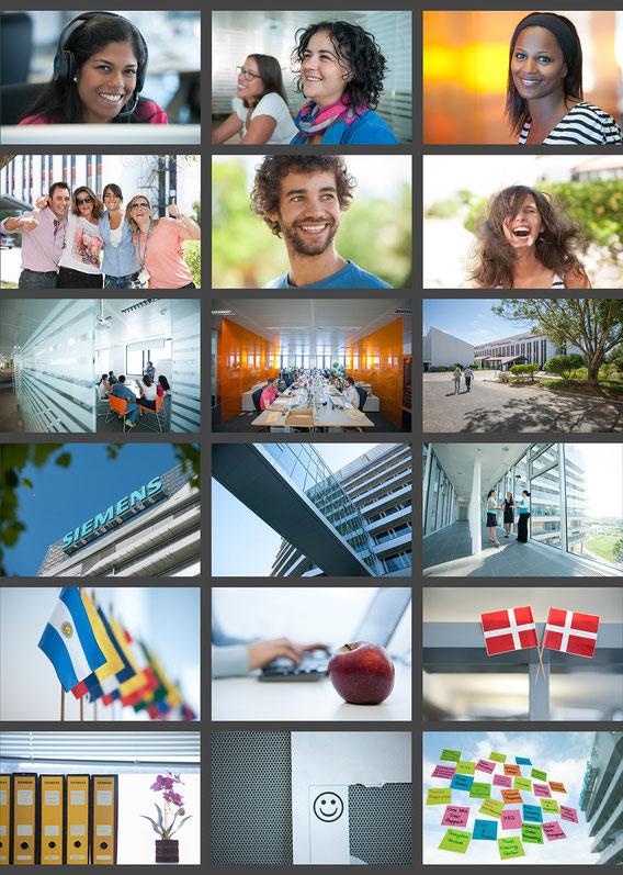 Der neue Siemens GS BPS Picture Pool.