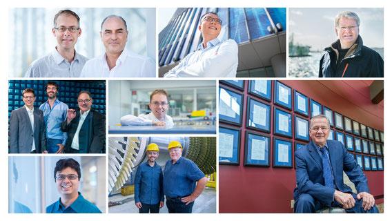 Erfinder des Jahres 2018 / Siemens AG