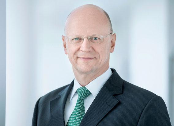 Dr. Ralf P. Thomas Finanzvorstand der Siemens AG