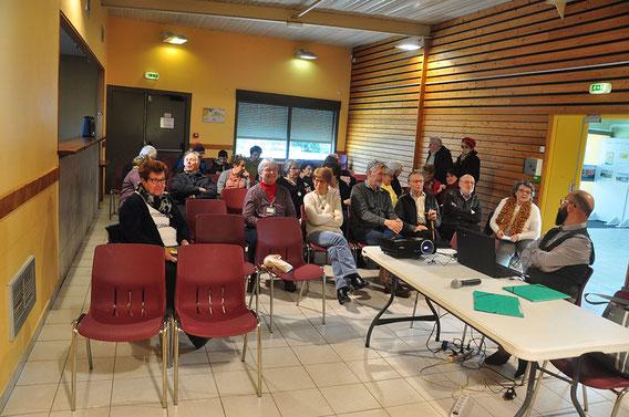 """Conférence du forum des associations de patrimoine """"Les villes et pays d'Art et Histoire"""" à Bourg-de-Péage"""