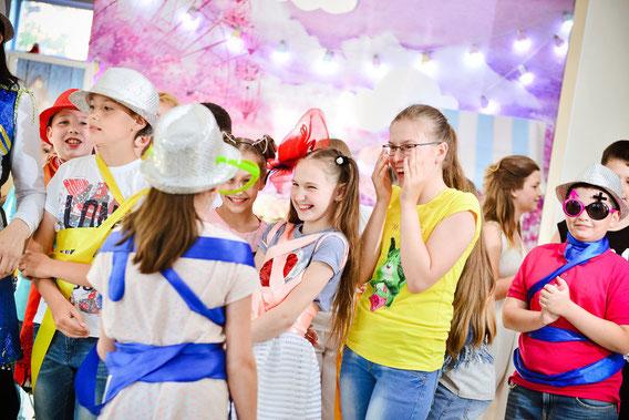 организация и проведение выпускного в 4 классе в Москве