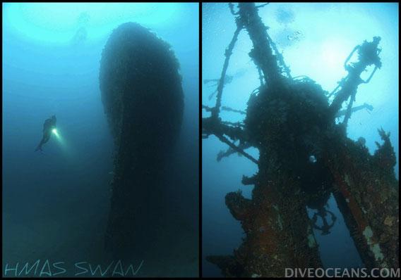 Dunsborough Swan Wreck Day Tour
