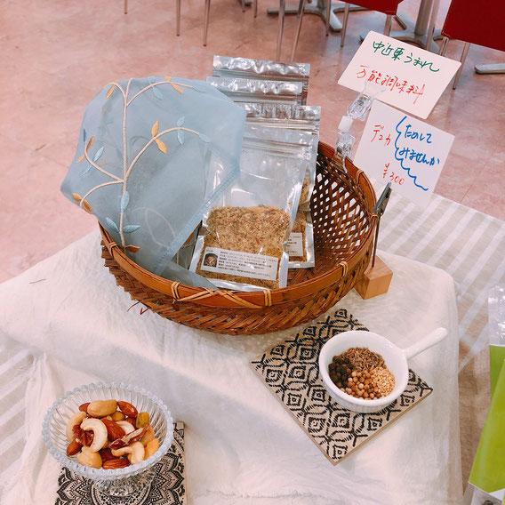 阿部由紀さん作 中近東生まれの万能調味料デュカは完売