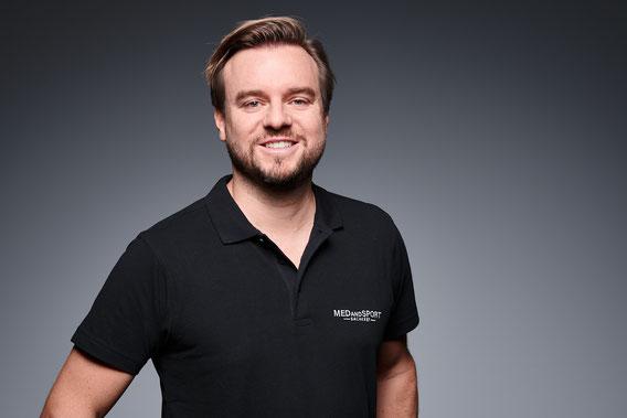 Philipp Sacherer Sportmedizin